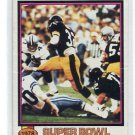 FRANCO HARRIS 1979 Topps Super Bowl XIII #168 Steelers PENN STATE Nittany Lions