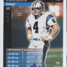 JOHN KASAY 2001 NFL Showdown #5 Carolina Panthers GEORGIA Bulldogs KICKER