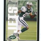 KERRY RHODES 2005 Bowman #263 ROOKIE New York NY Jets LOUISVILLE