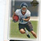 CHAD OWENS 2005 Topps #387 ROOKIE Hawaii Warriors JAGS