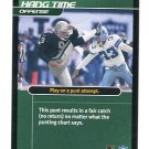 SHANE LECHLER 2002 NFL Showdown Action Card #S28 Oakland Raiders PUNTER