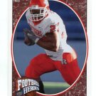 RAY RICE 2008 Upper Deck UD Football Heroes #185 ROOKIE Baltimore Ravens RUTGERS