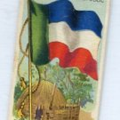 SOUTH AFRICAN REPUBLIC 1910 Types of Nations T113 Tobacco Card