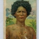 PHILIPPINE ISLANDS 1910 Types of Nations T113 Tobacco Card