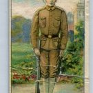 RECRUIT, U.S. ARMY 1909 Military Series T81 Tobacco Card