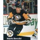 MARK RECCHI 1991 Pro Set #184 Pittsburgh Penguins