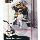 TOM BARRASSO 1991 Pro Set #186 Pittsburgh Penguins