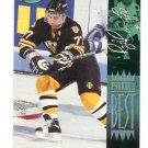 RAY BOURQUE 1994 Parkhurst Parkie's Best #304 Boston Bruins