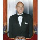 PATRICK STEWART 2009 Donruss Americana #2 STAR TREK: The Next Generation X-MEN