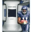 DEON BUTLER 2009 Leaf Certified JERSEY Seahawks PENN STATE Nittany Lions #d/100