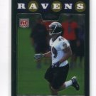 TAVARES GOODEN 2008 Topps Chrome #TC247 ROOKIE Baltimore Ravens MIAMI CANES