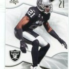 NNAMDI ASOMUGHA 2009 SP Authentic #49 Oakland Raiders CAL Bears