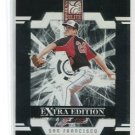 ZACK WHEELER 2009 Donruss Elite Extra Edition #5 ROOKIE