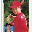 GORDON BECKHAM 2010 Topps When They Were Young INSERT #WTWY-GB