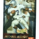 MICHAEL BISHOP 1999 CE Fury GOLD IGNOT #143 ROOKIE Kansas State Wildcats QB