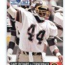 GARY RICHARD 1991 Pro Set WLAF #148 PITT Panthers CB