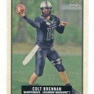 COLT BRENNAN 2009 Topps Magic #83 Redskins HAWAII Warriors QB