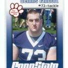 DENNIS LANDOLT 2009 Penn State Second Mile OT New York NY Giants
