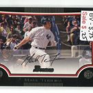 MARK TEIXEIRA 2009 Bowman #117 New York NY Yankees