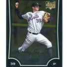 BOBBY PARNELL 2009 Bowman Chrome ROOKIE #211  -  BV $2.50