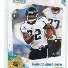 MAURICE JONES-DREW 2010 Score #133 Jaguars UCLA Bruins