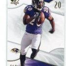 ED EDWARD REED 2009 SP Authentic #67 Baltimore Ravens MIAMI CANES Hurricanes