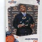 JULIUS PEPPERS 2010 Score #43 Chicago Bears NORTH CAROLINA Tarheels