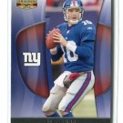 ELI MANNING 2009 Donruss Gridiron Gear #33 New York NY Giants OLE MISS Rebels QB