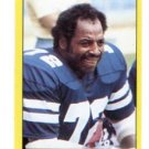 ED TOO TALL JONES 1982 Topps Sticker #34 Dallas Cowboys