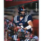 JEVAN SNEED & DEXTER McCLUSTER 2010 Press Pass #97 ROOKIE KC Chiefs OLE MISS Rebels QB