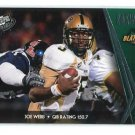 JOE WEBB 2010 Press Pass #63 UAB Vikings QB / WR