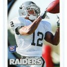 JACOBY FORD 2010 Topps #271 ROOKIE Raiders CLEMSON Tigers RC