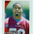 DARYL WASHINGTON 2010 Topps #388 ROOKIE Cardinals TCU LB