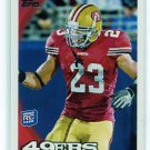 TAYLOR MAYS 2010 Topps #123 ROOKIE 49ers USC Trojans