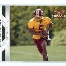 DONOVAN McNABB 2010 Panini Donruss Threads #148 Syracuse REDSKINS uniform QB