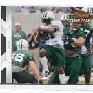 LaDAINIAN TOMLINSON 2010 Panini Donruss Threads #101 New York NY Jets TCU