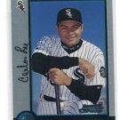 CARLOS LEE 1998 Bowman Chrome #428 ROOKIE Astros