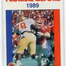 RICHARD STAROWESKY 1989 Florida Gators Police Set card OG