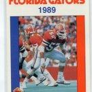 CHRIS BROMLEY 1989 Florida Gators Police Set card OG