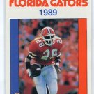 RICHARD FAIN 1989 Florida Gators Police Set card DB