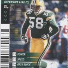 MIKE FLANAGAN 2001 NFL Showdown First Edition #162 Green Bay GB Packers UCLA BRUINS