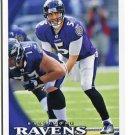 JOE FLACCO 2010 Topps #330 Ravens DELWARE Blue Hens QB