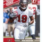 MIKE WILLIAMS 2010 Panini Donruss Rated Rookie TB BUCS Syracuse