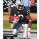 JACOBY FORD 2010 Panini Donruss Rated Rookie RAIDERS Clemson Tigers
