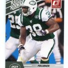 JOHN CONNER 2010 Panini Donruss Rated Rookie New York NY JETS Kentucky WILDCATS