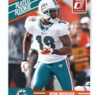 ROBERTO WALLACE 2010 Panini Donruss Rated Rookie DOLPHINS
