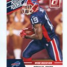 DONALD JONES 2010 Panini Donruss Rated Rookie BILLS