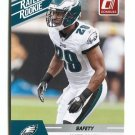 NATE ALLEN 2010 Panini Donruss Rated Rookie EAGLES South Florida Bulls