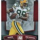 GREG JENNINGS 2010 Donruss Elite #36 Green Bay GB Packers
