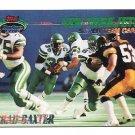BRAD BAXTER 1993 Topps Stadium Club RARE Super Team Card SP New York NY Jets